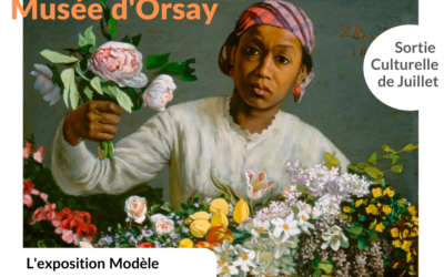 Visite musée d'Orsay 4 juillet
