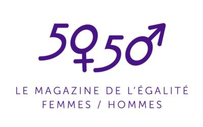 Magazine 50/50 L'enseignement supérieur pour tou·tes