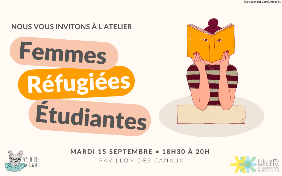 Atelier « Femmes, réfugiées et étudiantes » 15 septembre