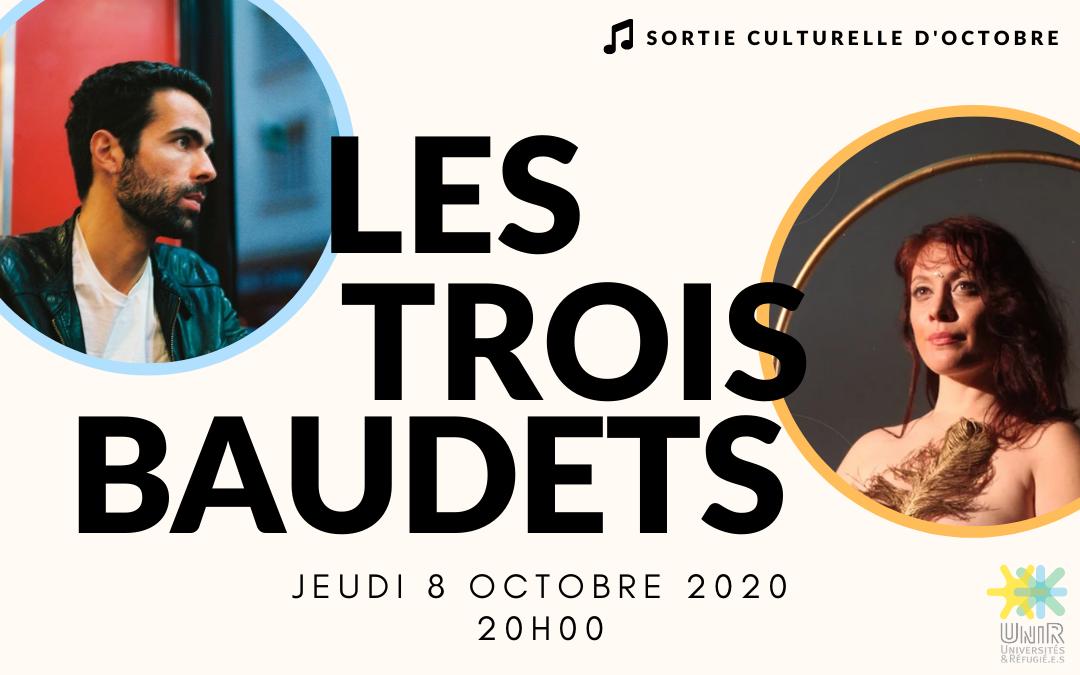 Concert Mood et TEOREM à Les Trois Baudets 8 octobre