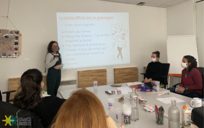 Intercultur'elles : notre 2e atelier collectif a porté sur la santé sexuelle