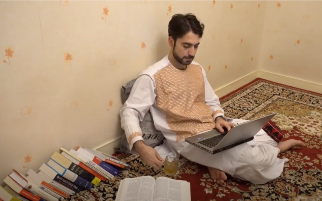 Student Spotlight with Pashtoon (english)
